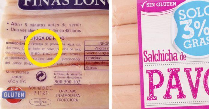 ingredientes reales de pavo banner