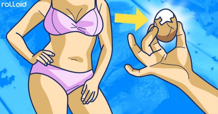la dieta que debes seguir para ser una mujer con curvas