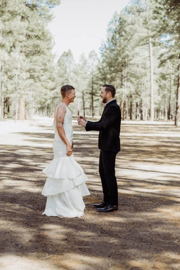 Una novia gasta una broma pesada a su prometido en su boda tras confesarle que estaba nervioso
