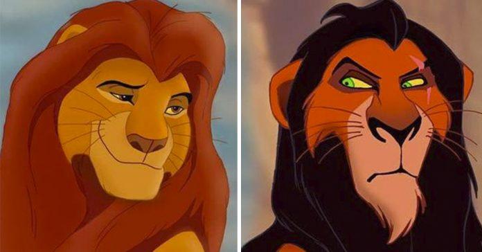 la sorprendente revelacion sobre el verdadero parentesco entre mufasa y scar que ha dejado loco a los fans bannnner