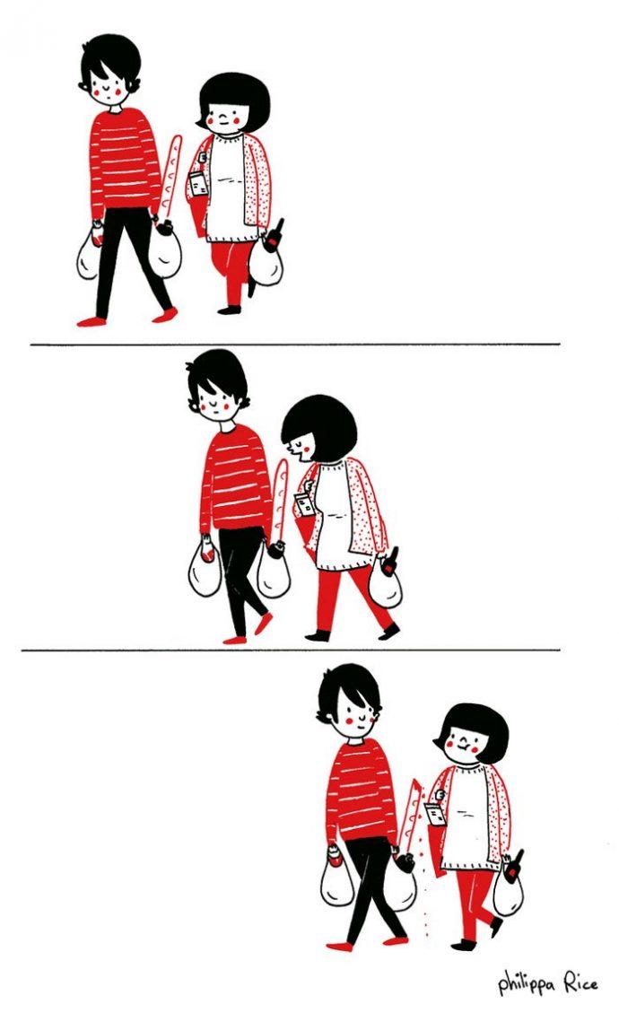 10 Situaciones de pareja que muestran que el amor de verdad está en las pequeñas cosas