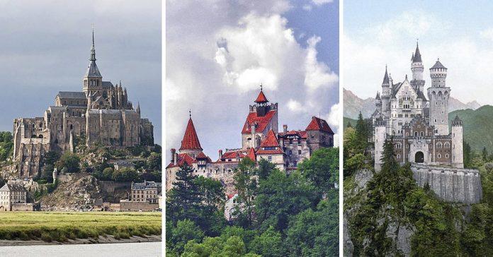 los 20 castillos mas costosos e impresionantes del mundo banner