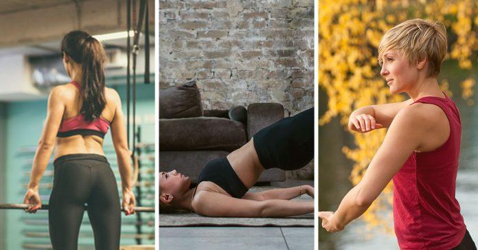 los 5 mejores ejercicios para mantenernos en forma segun la universidad de harvard banner