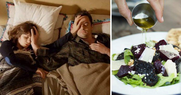 los 5 peores alimentos para comer antes de ir a dormir bannner