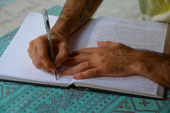 notebook writing work hand working book 629011 pxhere.com