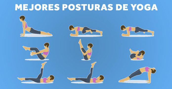 posturas beneficiosas del yoga para tu cuerpo banner