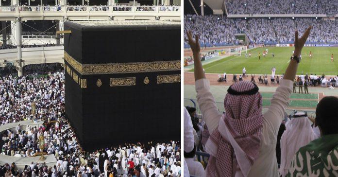 que prohibiciones tienen las mujeres en arabia saudi