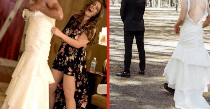 una novia comparte broma que gasto prometido dia boda banner