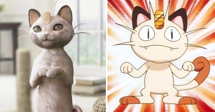 x imagenes que muestran como serian los pokemon en la vida real