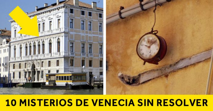 10 extranos misterios de venecia que siguen sin resolver banner