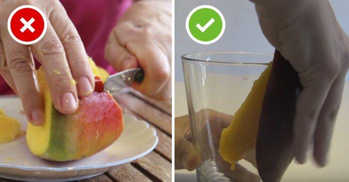 10 trucos para cortar de forma facil y eficaz la fruta