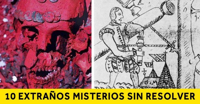 8 extranos misterios del mundo que siguen resolver banner