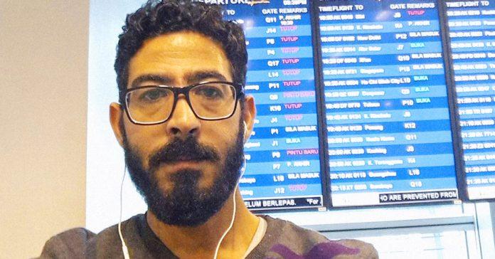 asi es la vida cuando llevas mas de 150 dias encerrado en un aeropuerto banner