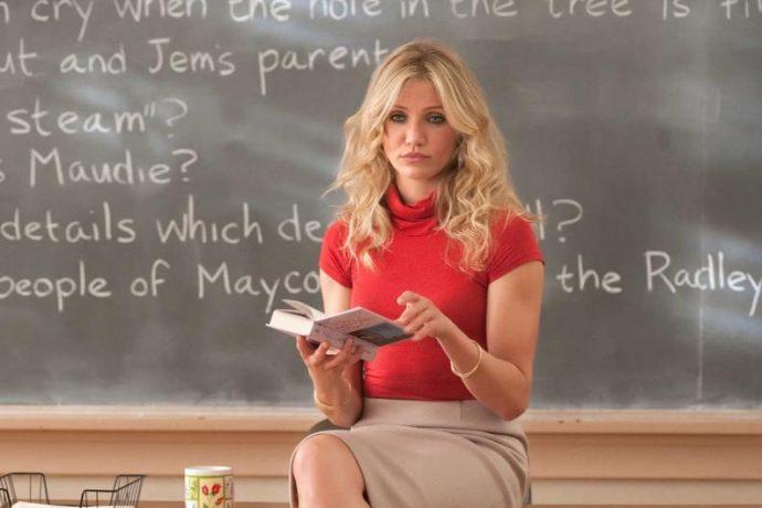 bad teacher nueva comedia de cbs 1