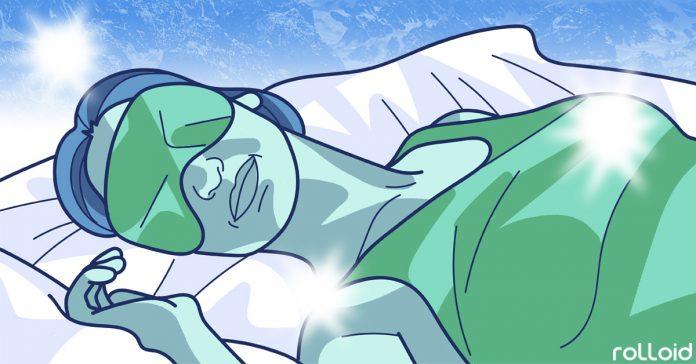 dormir habitacion fria perder peso