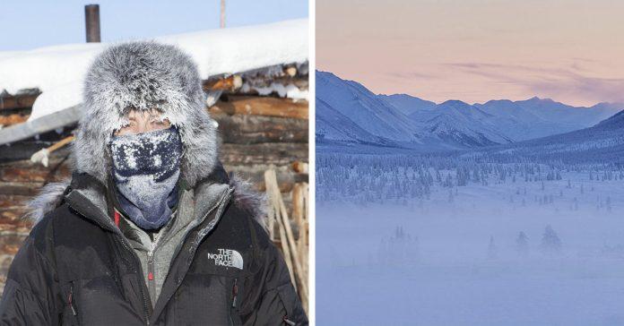 oymyakon el pueblo mas frio del mundo en el que se llega a 70oc banner