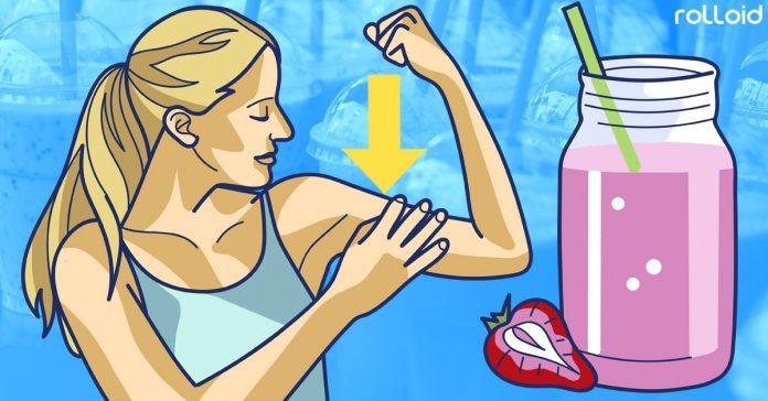 smoothies que necesitas para aumentar tu masa muscular