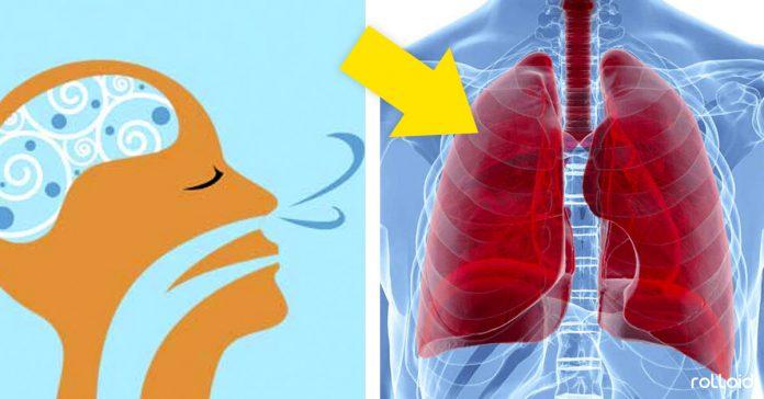 tectnicas limpiar pulmones