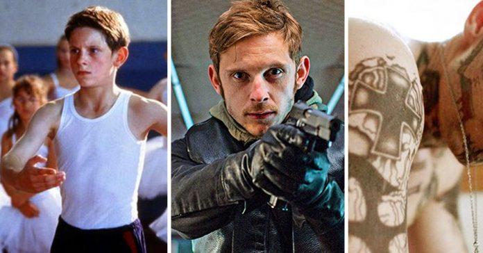 el increible cambio fisico del actor jamie bell de ser billy elliot a un skinhead banner