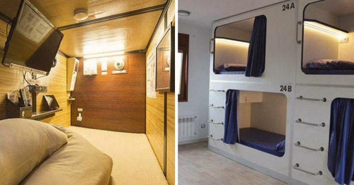 empresa ofrece pisos de alquiler de tres metros cuadrados por 250 euros al mes banner