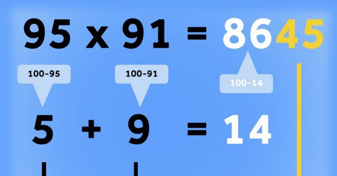 los mejores trucos matematicas banner
