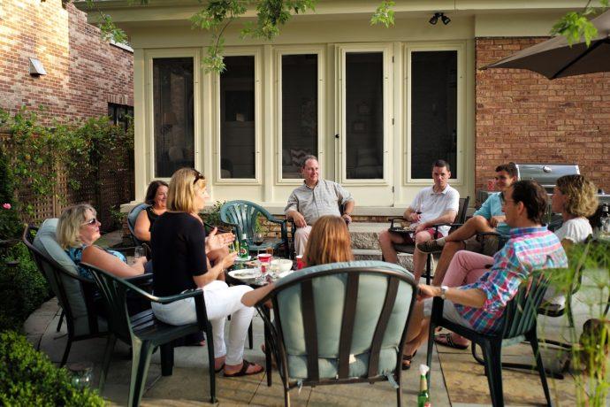 outdoor restaurant meal community usa bbq 442502 pxhere.com