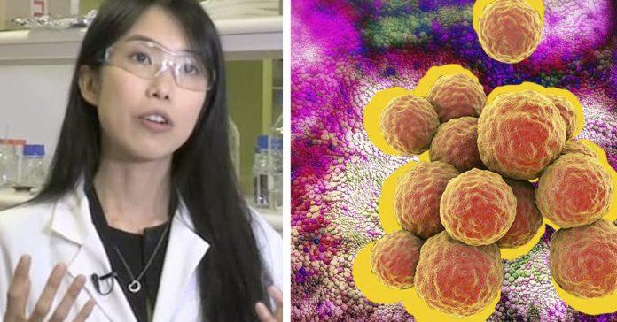 una chica 25 anos encuentra forma combatir superbacterias banner