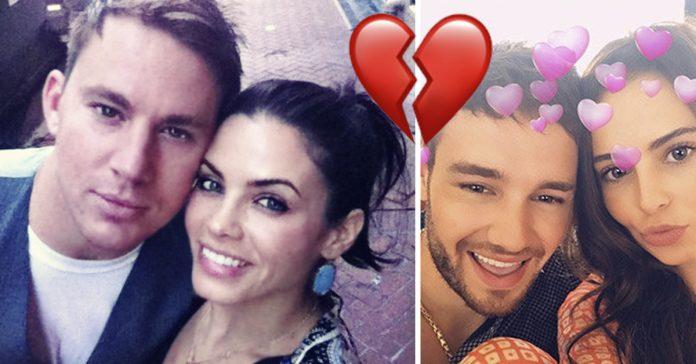 10 parejas de famosos que han roto en lo que llevamos de ano