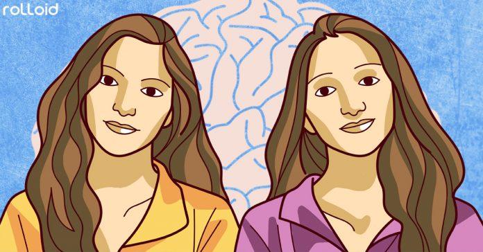 como nuestro cerebro se vuelve como el de las personas que nos juntamos banner