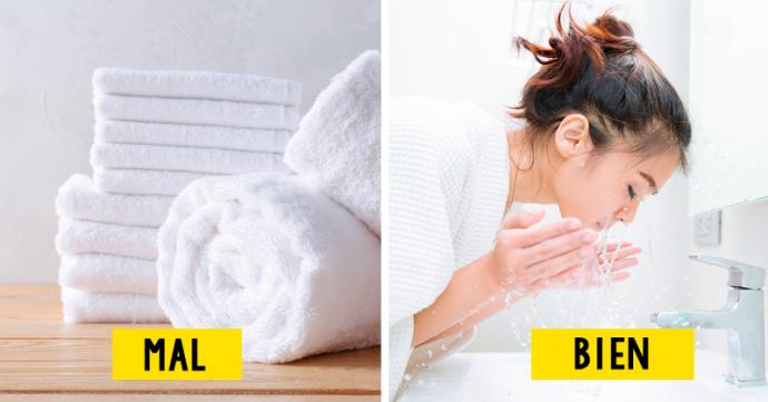 6 Errores que cometemos a la hora de lavarnos la cara y que acaban dañando la piel