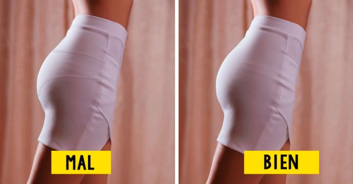 4 Errores que cometemos con la ropa interior y las reglas de etiqueta que deberíamos tener en cuenta