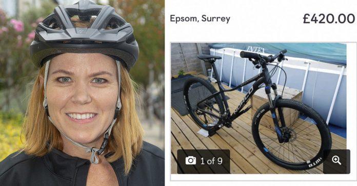 la brillante forma en la que esta madre recupero su bicicleta robada banner