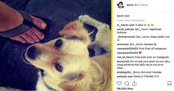 la primera foto publicada en instagram y la historia detras de ella banner