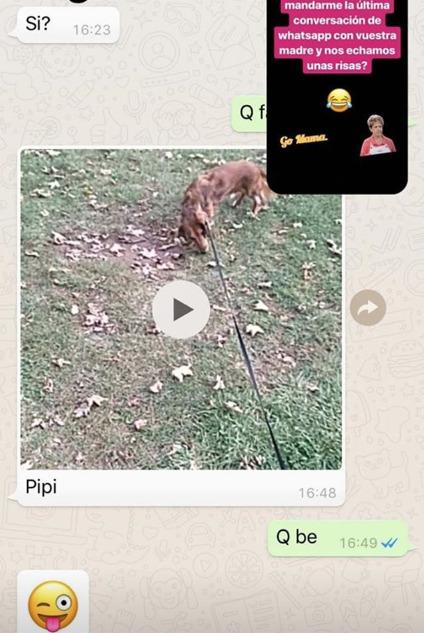 15 Conversaciones de WhatsApp de madres para partirse de risa con las que cualquiera se siente identificado