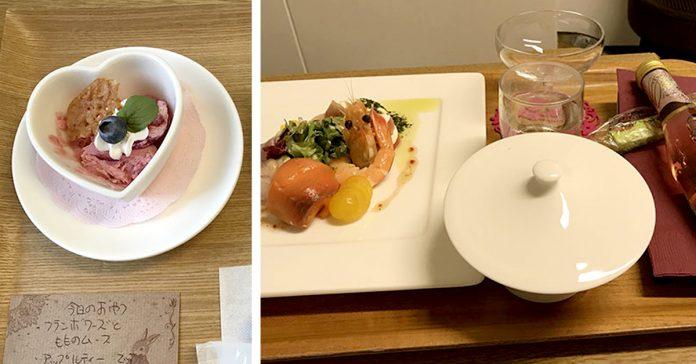 no te creeras que la comida hospitales japon banner
