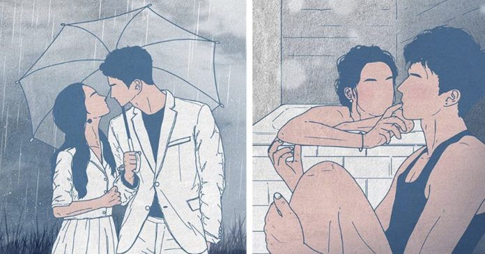 un artista triunfa con historia amor banner