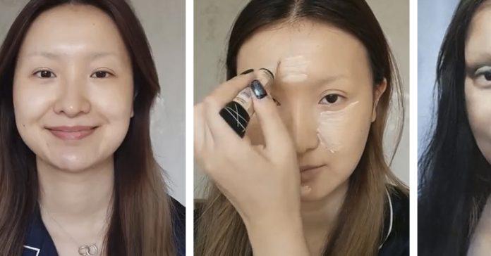 una mujer china acepta reto mona lisa banner