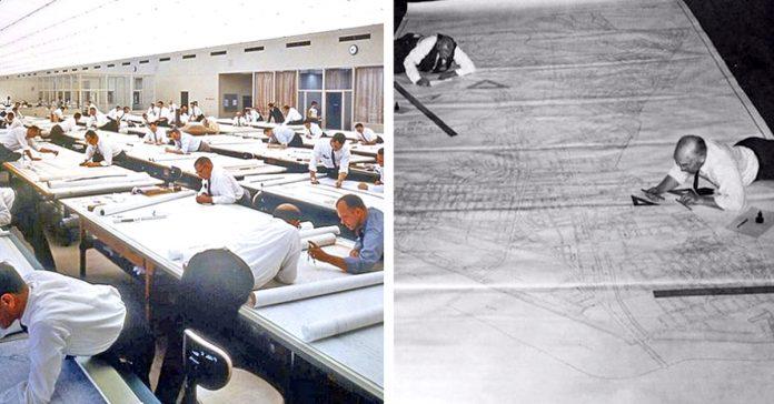 15 imagenes antiguas muestran como trabajan arquitectos banner