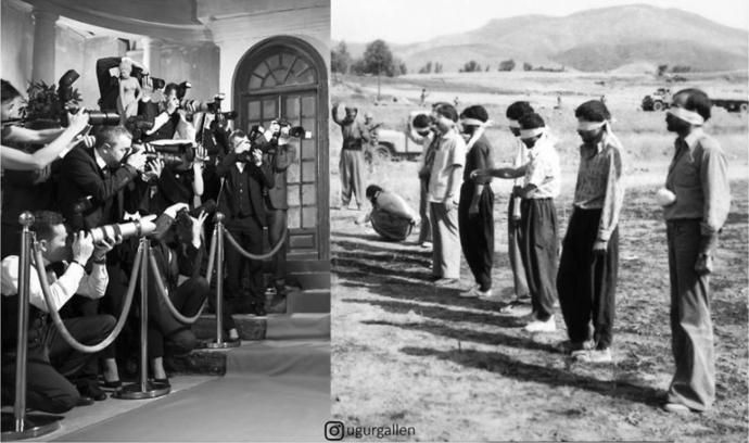 14 Imágenes que muestran las grandes diferencias de los dos lados del mismo mundo en el que vivimos
