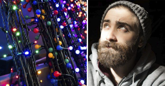 la nueva moda navidena de los hombres y sus barbas