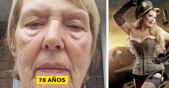 mujeres 78 anos se han transformado en chicas pinup sesion fotos banner
