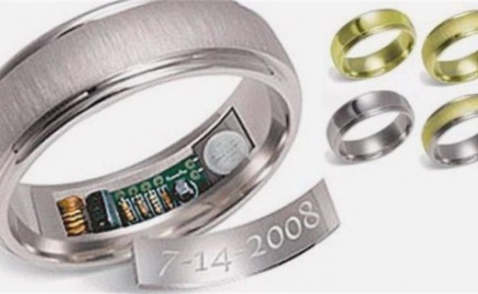 Salen a la venta unos anillos para espiar a tu pareja y saber dónde está en cualquier momento