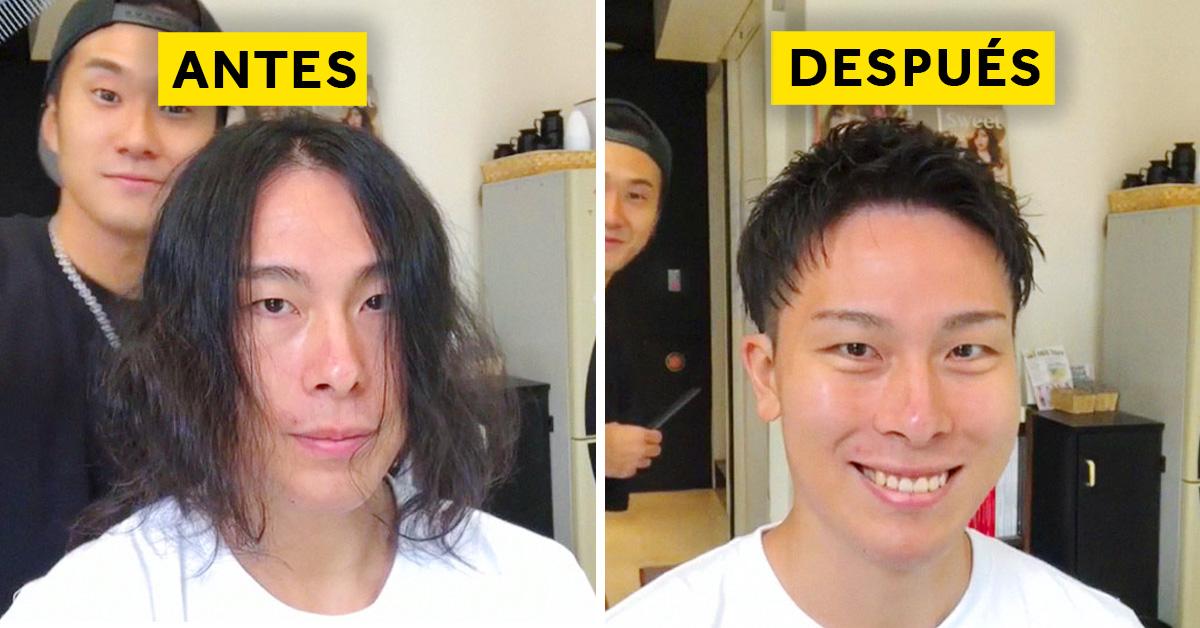 30 cambios de looks masculinos que te dejara sin palabras 08