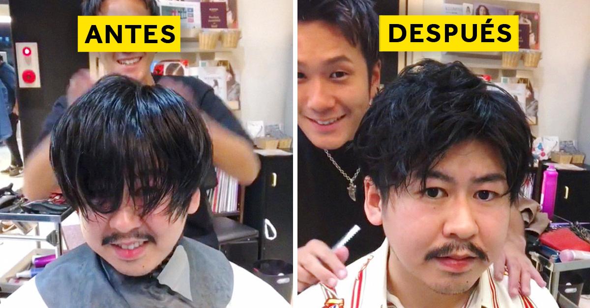 30 cambios de looks masculinos que te dejara sin palabras 22