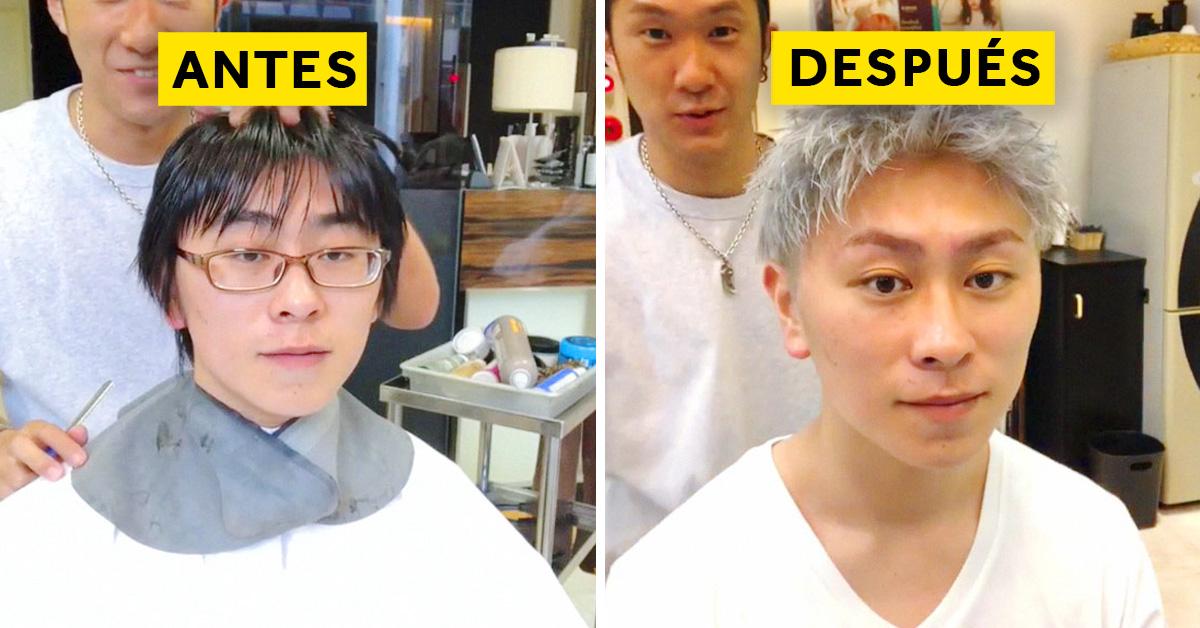 30 cambios de looks masculinos que te dejara sin palabras 23