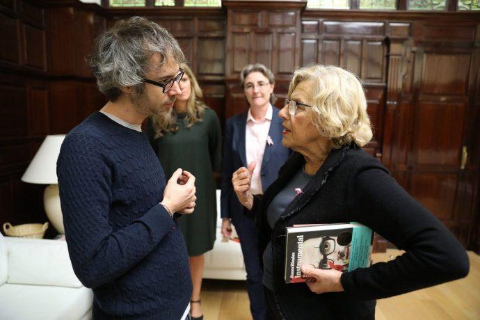 """""""A relaxing cup of café con leche"""" Ana Botella es condenada a pagar un pastizal por malvender pisos públicos"""