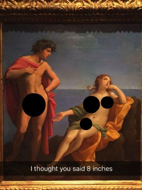 16 Imágenes de famosas obras de arte de la historia que se han convertido en memes gracias a Internet