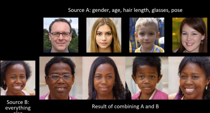 8 Imágenes de la máquina que consigue generar personas que no existen y que parecen totalmente reales