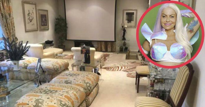 7 imagenes del interior de la casa de leticia sabater que ha puesto en alquiler por un modico precio
