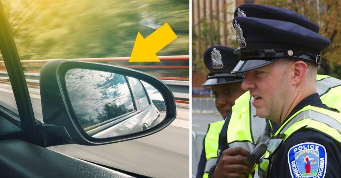la policia advierte del timo del retrovisor que podria costarte un pastizal banner